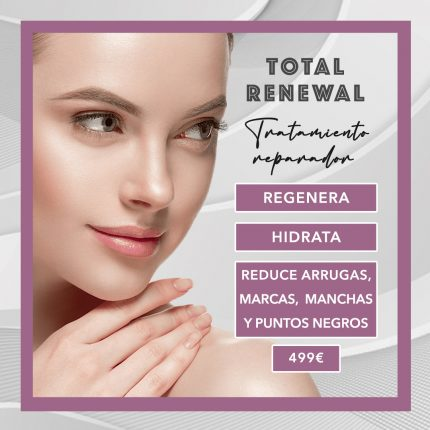 Tratamiento reafirman Total Renewal